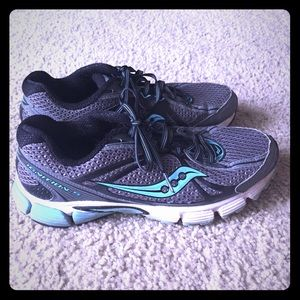 Womens Saucony Ignition 5 Running Shoes