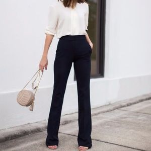 Anthropologie Black Trousers