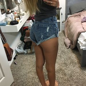 One teaspoon dupe shorts