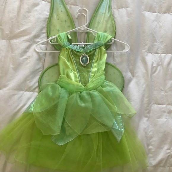 Disney Costumes Store Tinkerbell Costume W Light Up