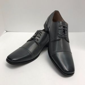 Men's Majestic Collection Gray Dress Shoes 👞