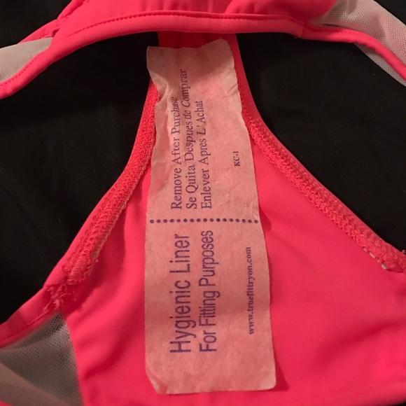 Coulbourne Swim - NWT Lumahai swimwear ANNI pink bottoms