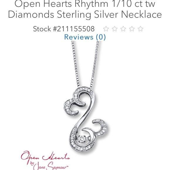 Kay jewelers jewelry jane seymour open hearts rhythm necklace nwt jane seymour open hearts rhythm necklace nwt aloadofball Images