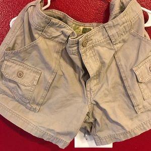 cabelas Shorts - 7 pocket hiker shorts