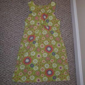 Adorable girl's retro sundress size 10