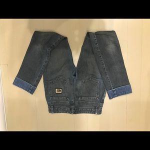 Denim - D&G jeans size 23-24 (36 EU)