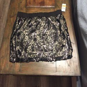 Dresses & Skirts - Sequin mini skirt