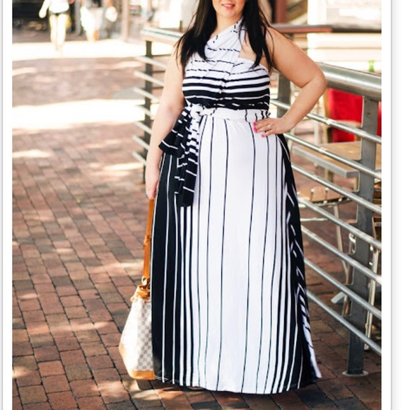 City Chic Convertible Dress Plus size