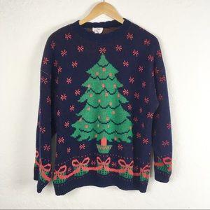 Sweaters - Cute ugly Christmas sweater Christmas tree