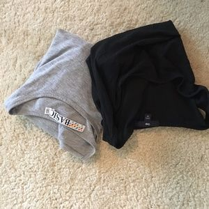 Grey Shirt and Black Shirt Bundle