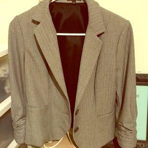 Gray Express Blazer Size 4