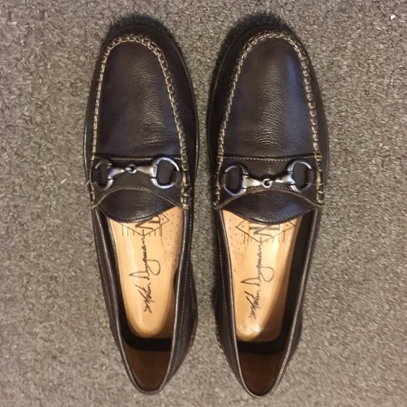 f5eb74c307721 Martin Dingman Bill Horsebit loafers. M_59950a77ea3f367c44014a07