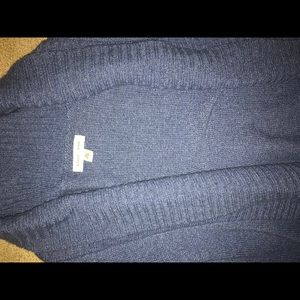 Sweaters - Blue Cardigan from Urban Outfitters