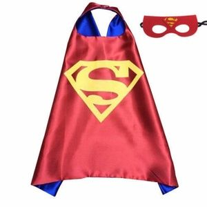 Other - Super Hero Cape Dress Outfit Halloween Costume