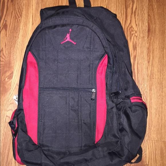 Jordan Other - Michael Jordan backpack 9acf3d566a56f