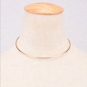 Jewelry - NWT Gold or Silver choker