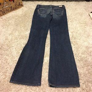 Paige premium denim laurel canyon jeans 25