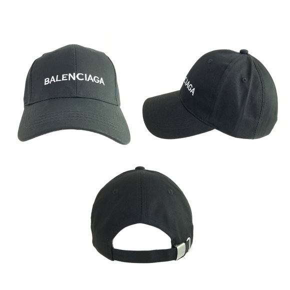 Balenciaga dad hat cap strap back adjustable 5d8728a8519