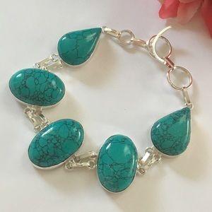 Jewelry - 🛍💕Turquoise Bracelet🌸NEW🌸