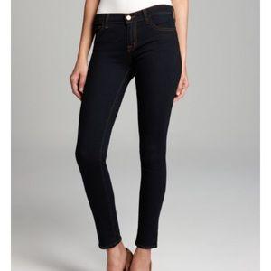 J Brand 910 Skinny Jean in Ink