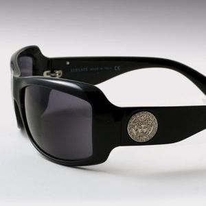 0f01d5a4c2b4 Versace Accessories - Versace Sunglasses • Black Sunnies • Model 4093