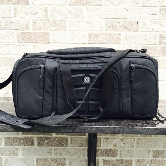 Six Pack Fitness BEAST meal management duffle bag.  M 5995c19cc6c795823202e27f 7577e9942b70b