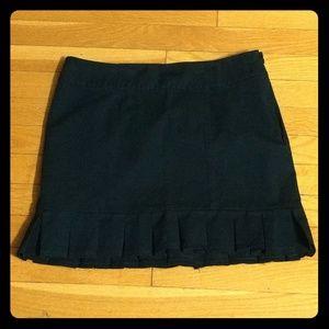 Body By Victoria Black Mini skirt