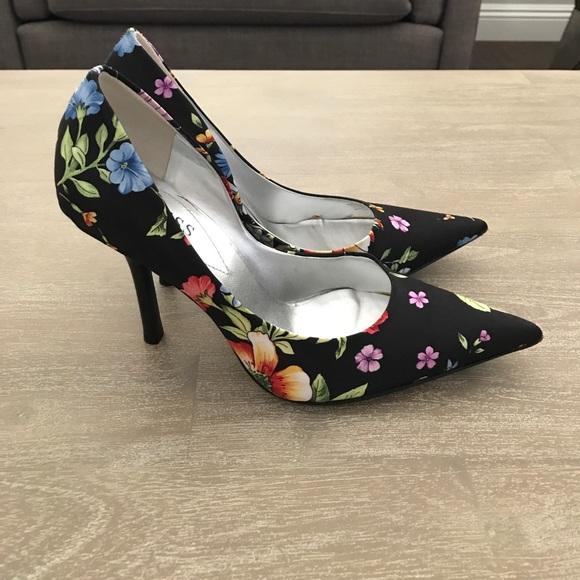 Floral Pumps Heels | Poshmark
