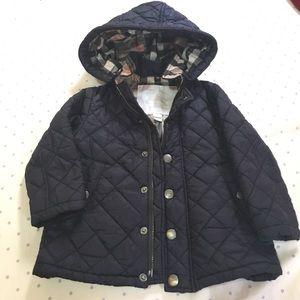 Bubbery baby jacket