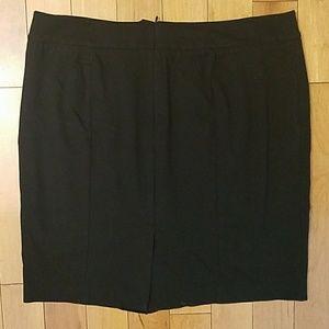 Talbots Skirts - Talbots Woman Petite Black Skirt