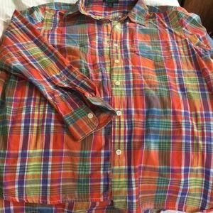 LRL summer/fall shirt, PM
