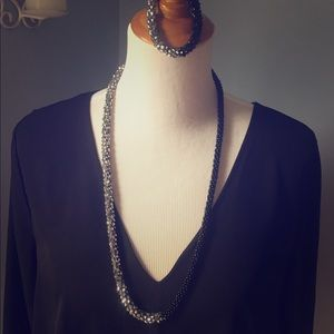 Jewelry - Necklace and bracelet combination