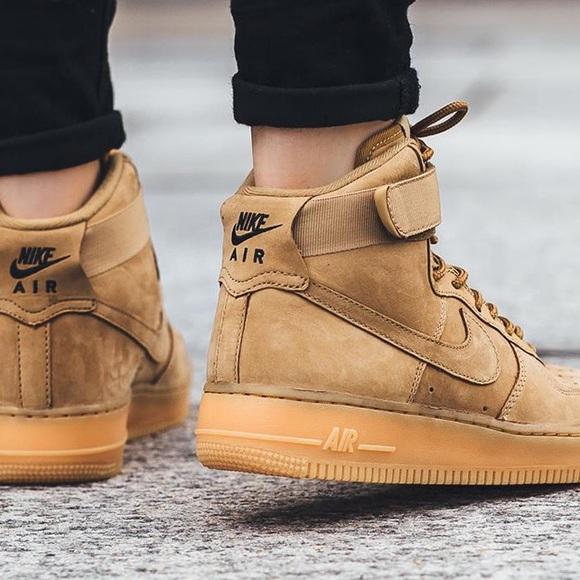 Nike Shoes | Nike Air Force Wheat