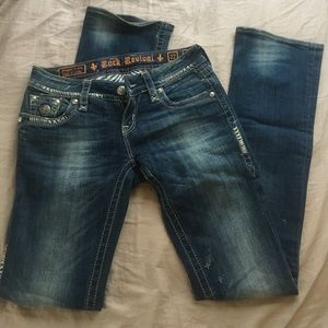 Rock revival Celine boot cut jeans