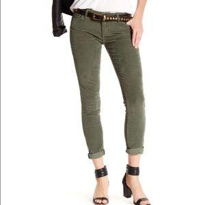 NEW!! Lucky Corduroy Skinny Jeans!