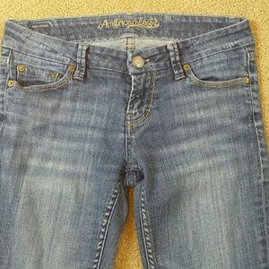American Eagle jeans sz 4 regular