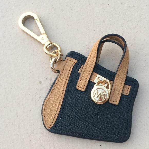 d36beb782630 Michael Kors Hamilton key fob new without tag