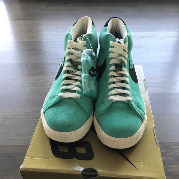 Nike Shoes | Sold Nike Blazer Sb Azure