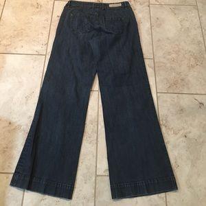🇺🇸4/$50 Worn trouser jeans size 16