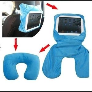 Accessories - NEW! Plush Convertible Tablet Case / Holder