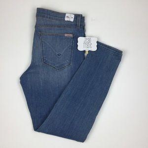 NWOT HUDSON Krista Ankle Super Skinny Jean