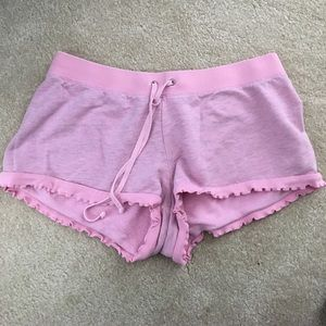 Pink juicy couture shorts