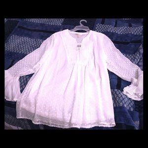 Tops - White tunic