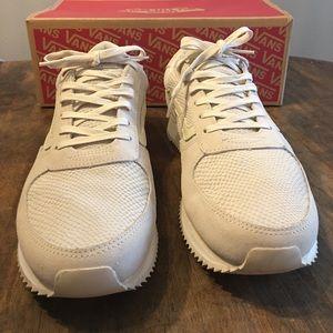 afd6b374c3 Vans Shoes - Van s Python (Mono Cloud Cream) Size 11 mens