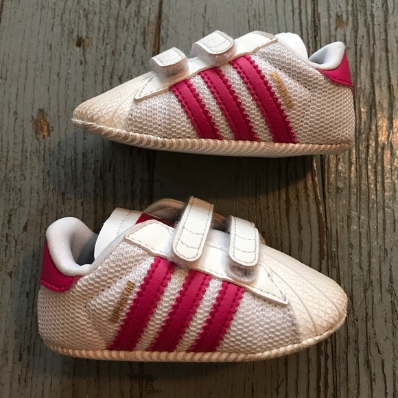baby girl shoes adidas