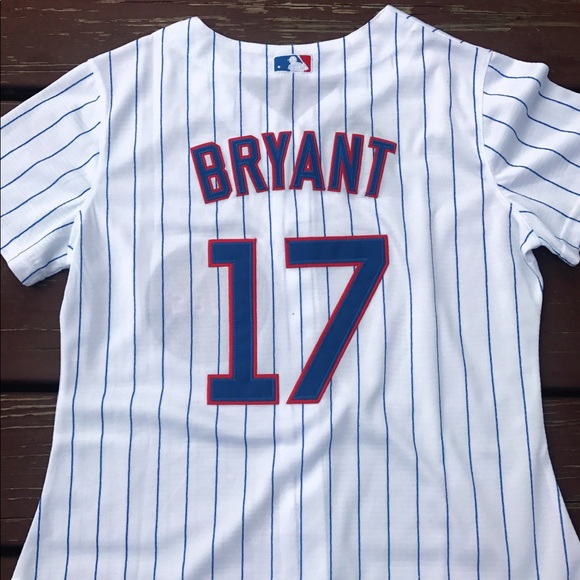 best service cd40c 41446 Women's Kris Bryant Cubs Limited Edition Jersey M NWT