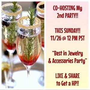 Other - 🍾SUNDAY!! 🎉JOIN The Party!💞I NEED HOST PICKS!👑