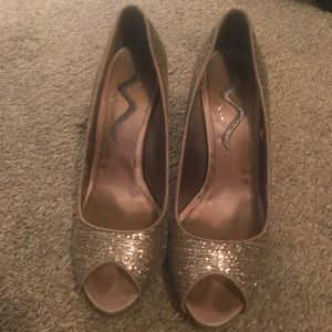 Shoes - Heels with sparkles