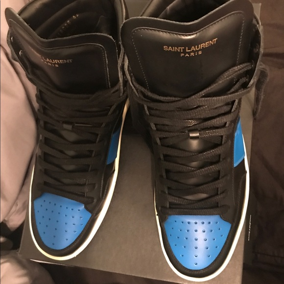 Men Saint Laurent Sneakers | Poshmark