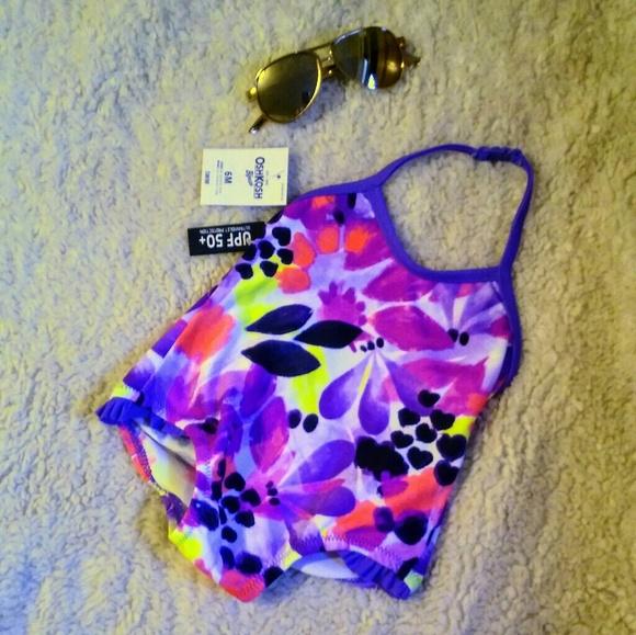 8bbe297b9deb2 OshKosh B'gosh Swim | 6 Month Baby Girl Wear | Poshmark